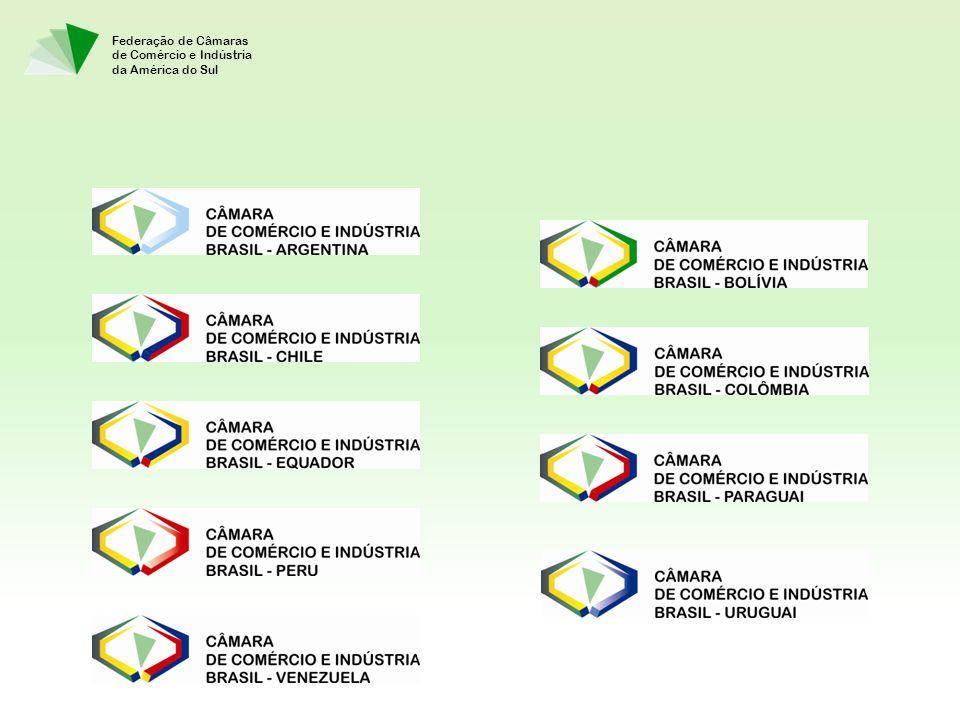 Federação de Câmaras de Comércio e Indústria da América do Sul Direção Cultural da FEDERASUR Estamos no Twitter e Facebook