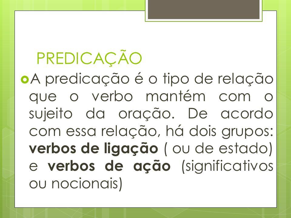 COMPLEMENTOS VERBAIS (Cont.) OBJETO INDIRETO É o complemento de um verbo transitivo indireto, isto é, o complemento que se liga ao verbo por meio de preposição.