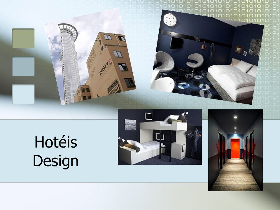Hotéis Design