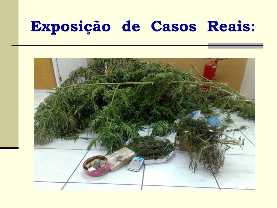 Exposição de Casos Reais: