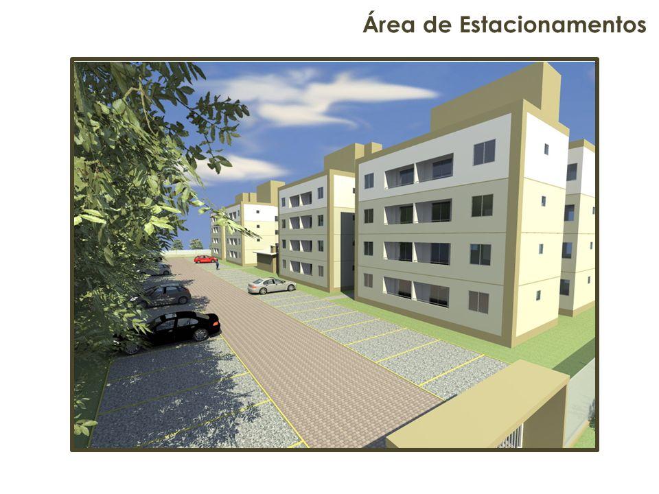 Área de Estacionamentos