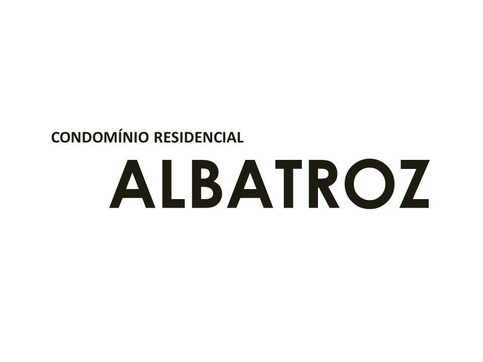 Condomínio Residencial Albatroz Localização: