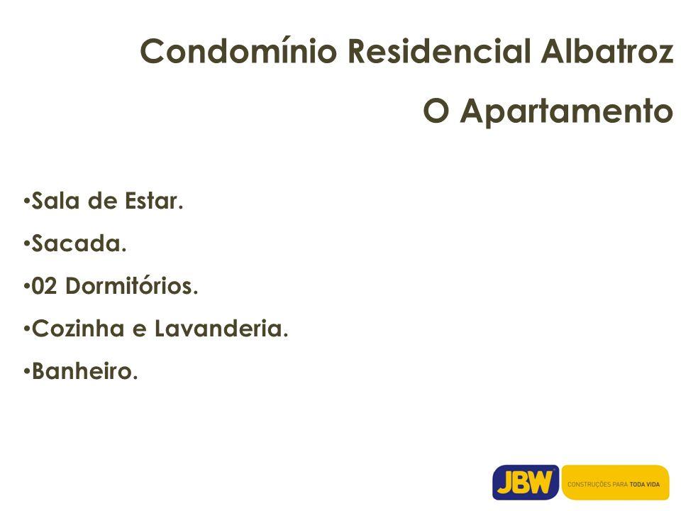 Condomínio Residencial Albatroz Apartamentos