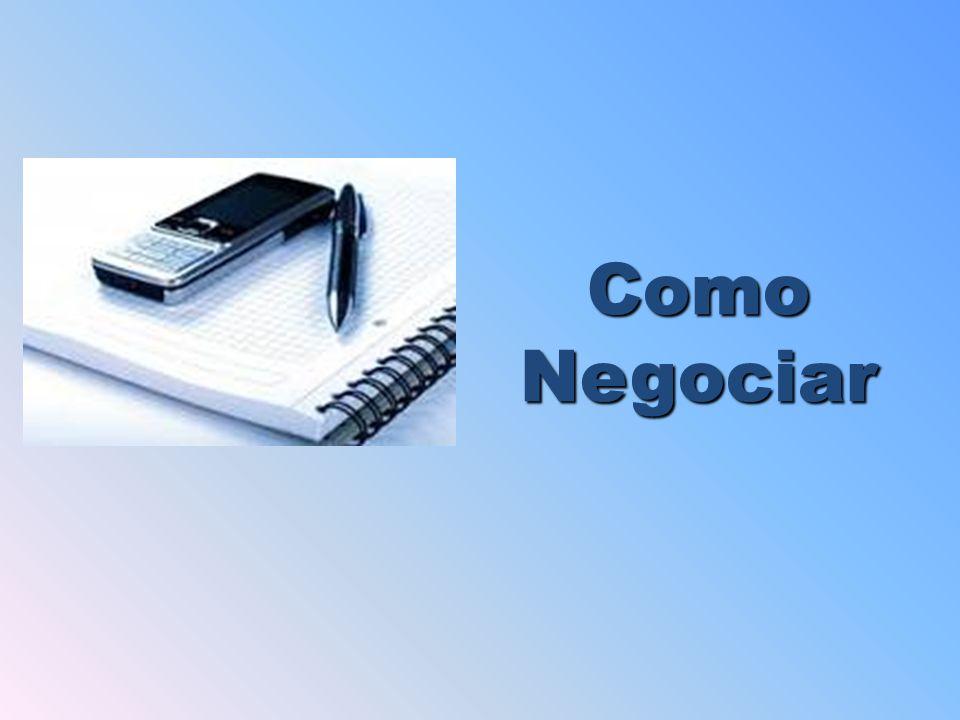 Como Negociar