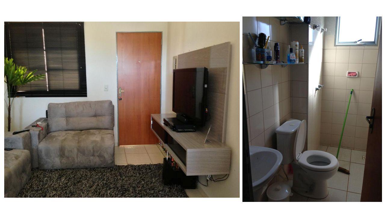 Profissão: Estudante Hobby: Não tem Mora com os pais, estava sozinha no apartamento na hora da entrevista.