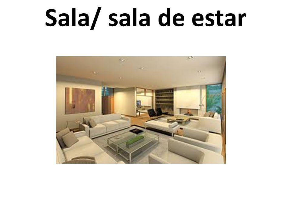 Sala/ sala de estar