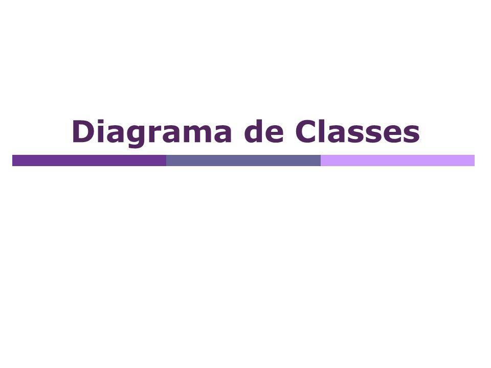 Associação A associação é quando temos uma relação entre duas classes onde as classes são suficientemente independentes, ou seja, não se constituem de parte de uma classe maior nem é um tipo mais específico de uma outra classe.