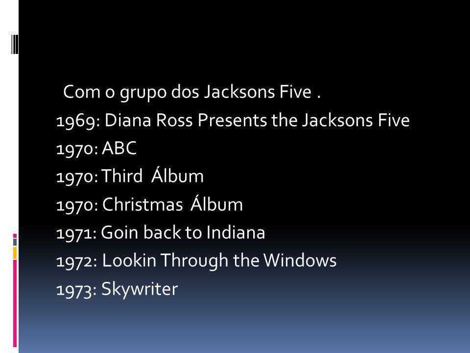 Então Michael Jackson se tornou uma lenda viva.