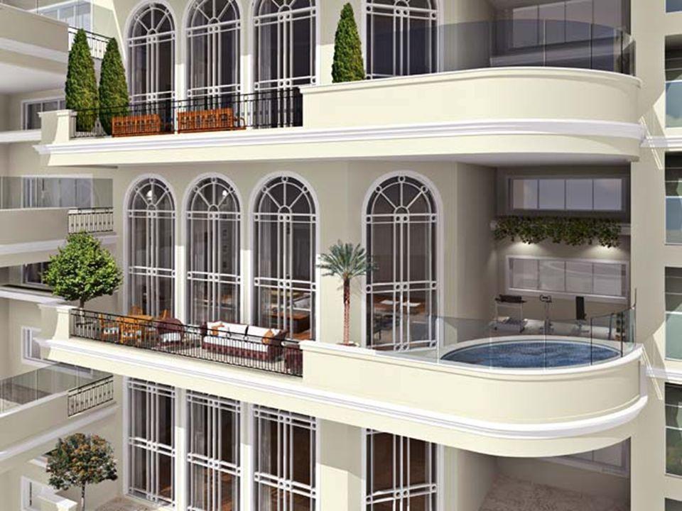 1.200 m² DE ÁREA PRIVATIVA, 1 POR ANDAR, 1 PISCINA POR ANDAR: EDIFÍCIO ANTONIO CARLOS LINDENBERG. A poucas quadras da avenida Morumbi, o endereço de P