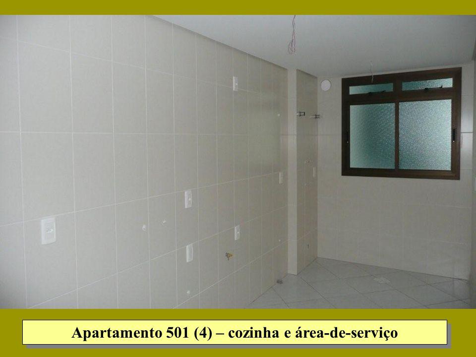 Apartamento 501 (4) – cozinha e área-de-serviço