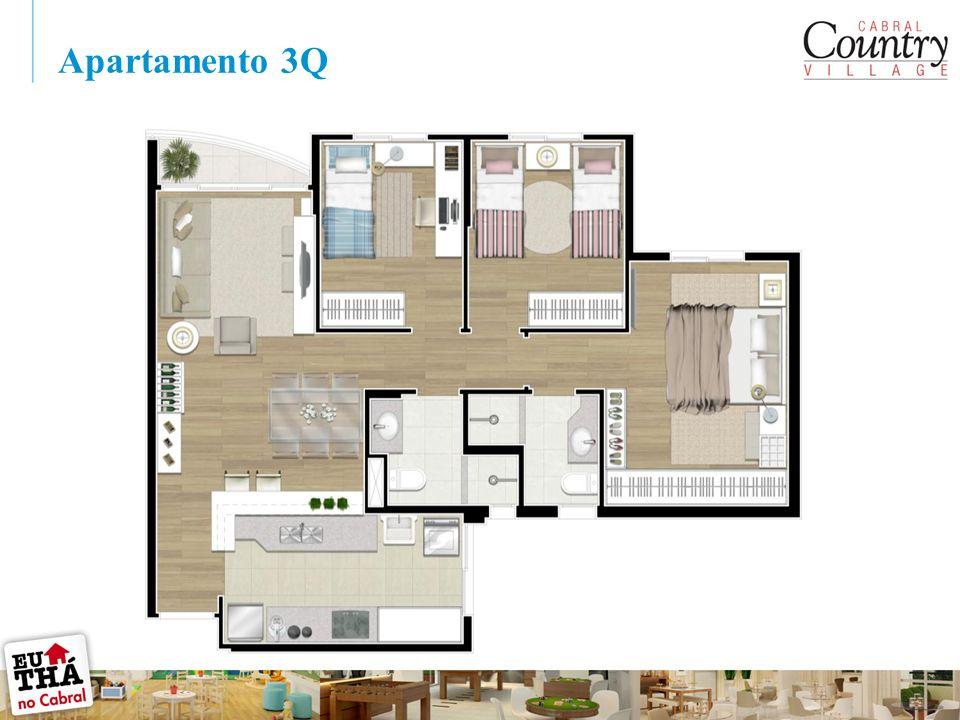 Apartamento 3Q