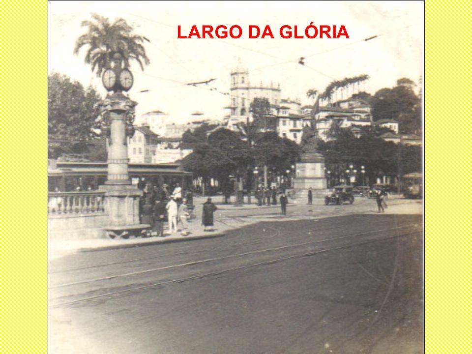 PRESIDENTE VARGAS, EM CONSTRUÇÃO - 1944 CANDELÁRIA O ENTÃO M. DA GUERRA