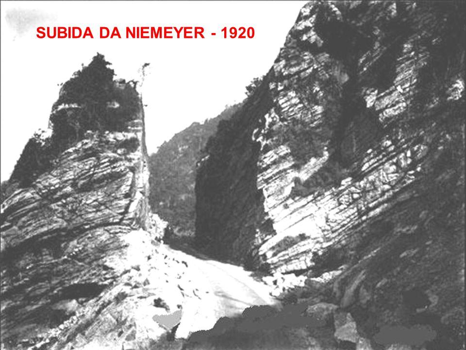 SUBIDA DA NIEMEYER - 1920