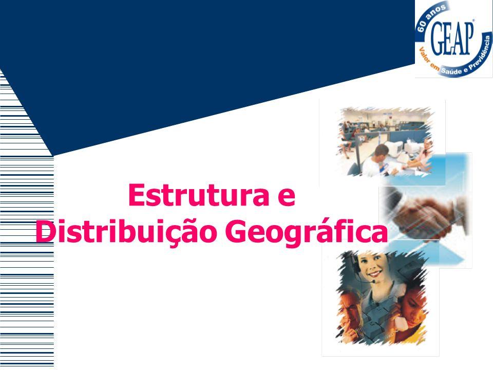 Estrutura e Distribuição Geográfica