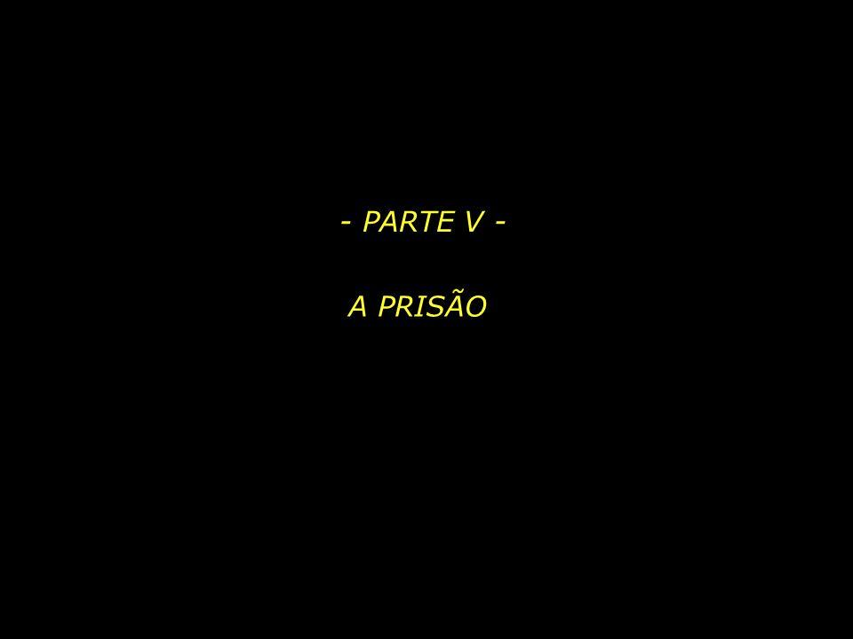 - PARTE V - A PRISÃO