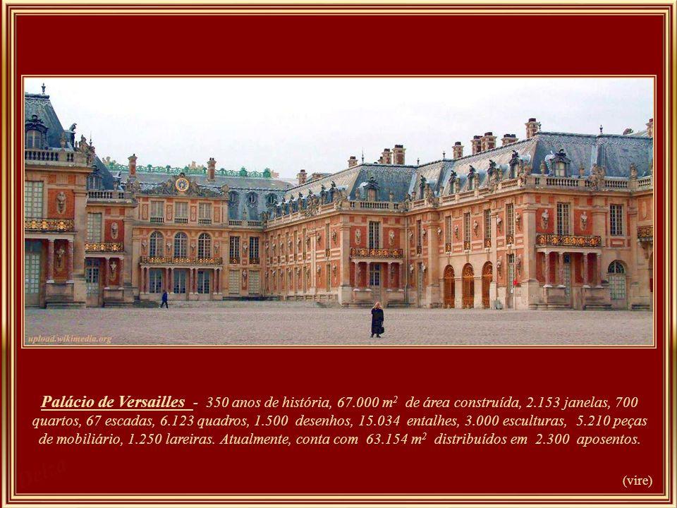 No século XIX, o Palácio de Versailles conhece uma nova destinação: hospedar o Museu da História da França, dedicado « à toutes les gloires de la Fran