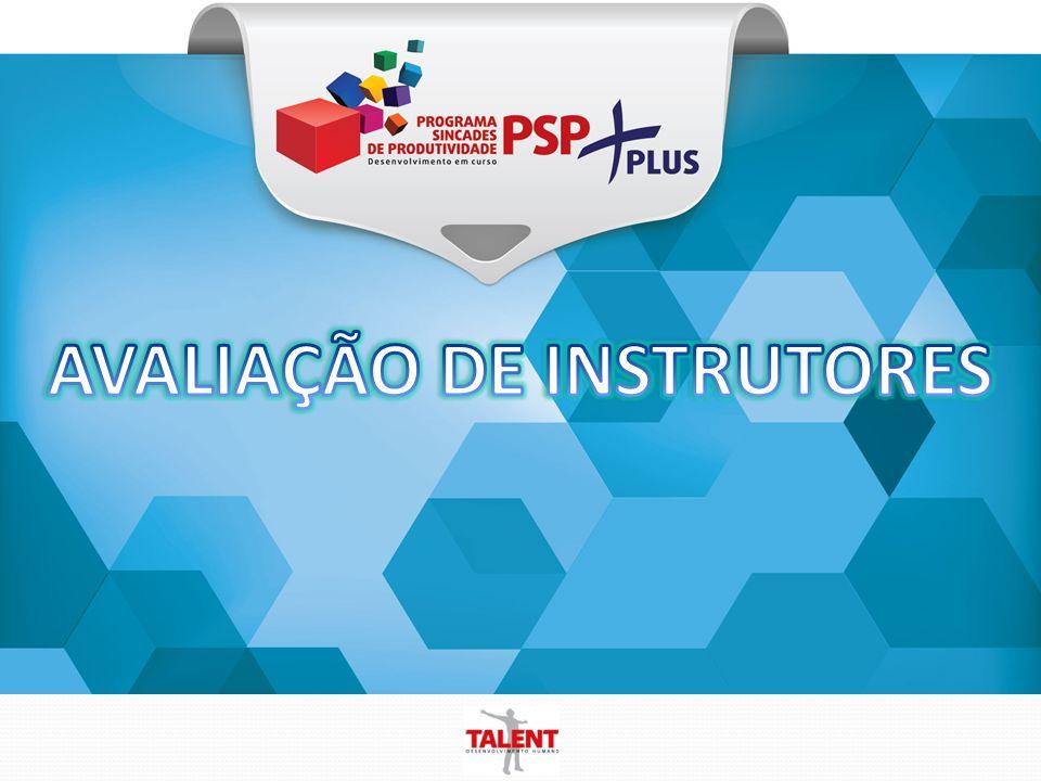 2 AVALIAÇÃO DE INSTRUTORES Mês da Liderança Tema: Formação de Lider Coaching Professor: Adm.Glauber Cabral, M.Sc.