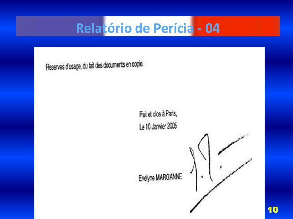 Relatório de Perícia - 04 10