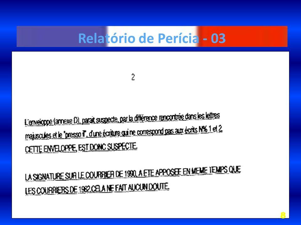 ANEXO C: As Duas Procurações de 82 O Anexo C está constituído por uma folha que contém dois textos: O superior simula ser uma procuração dada por Battisti aos advogados Pelazza e Fuga, para ser representado no Tribunal de Udine em maio de 1982.