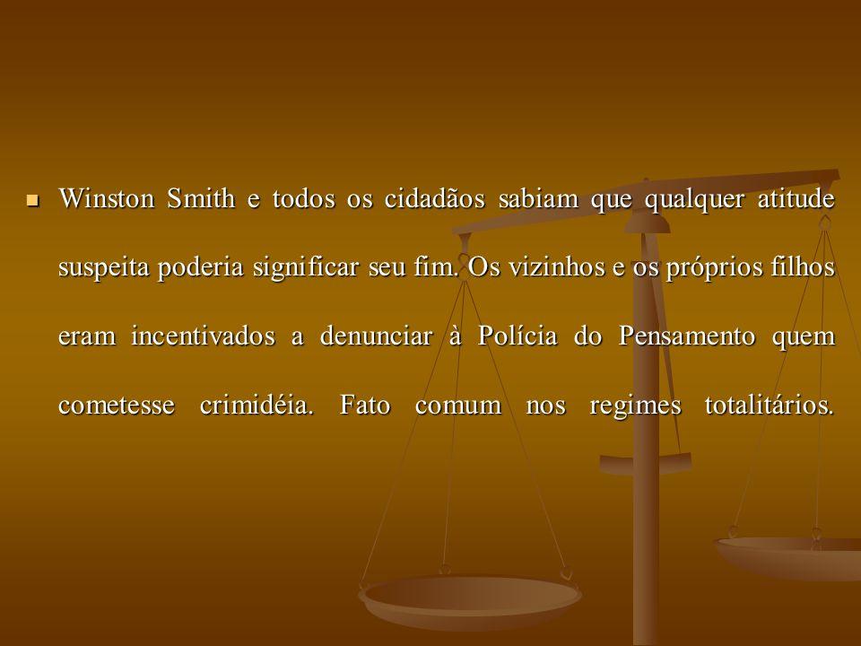 Ministério do Amor (em Novilíngua: Miniamo) Ministério do Amor (em Novilíngua: Miniamo) São responsáveis pela espionagem e controle da população.