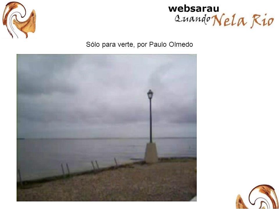 Sólo para verte, por Paulo Olmedo