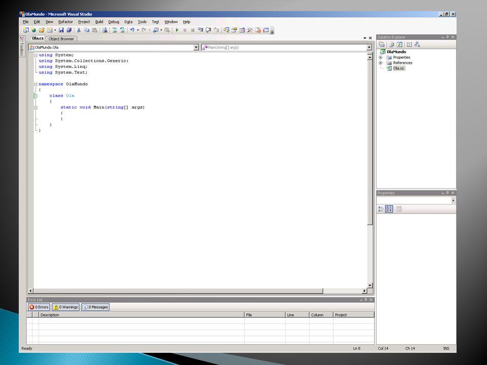 As variáveis são utilizadas para armazenar informações na memória do computador, enquanto o programa C# está sendo executado.