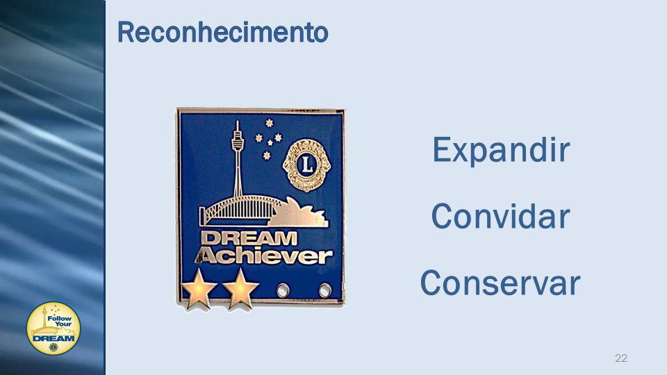 Expandir Convidar Conservar 22