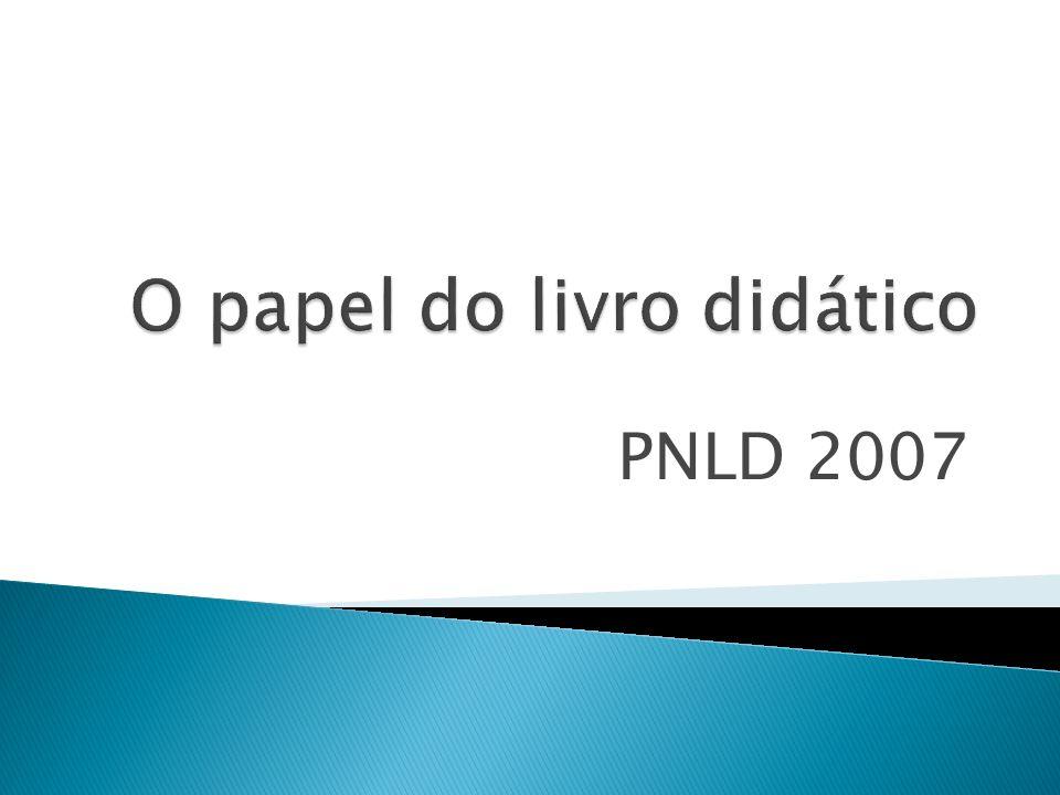 PNLD 2007
