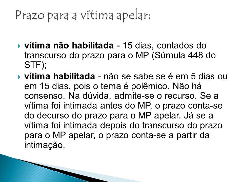 Ministério Público - Pode recorrer a favor do réu, na qualidade de fiscal da lei.