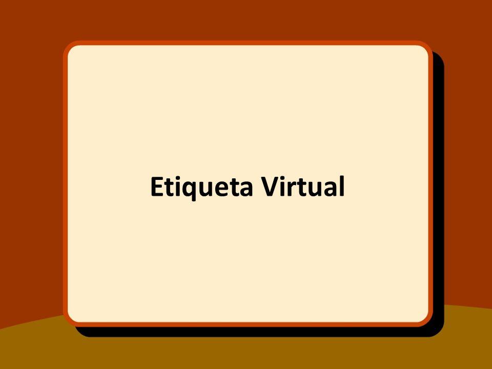 Etiqueta Virtual