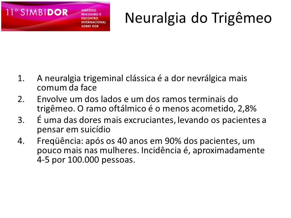 Neuralgia do Trigêmeo 2.N.