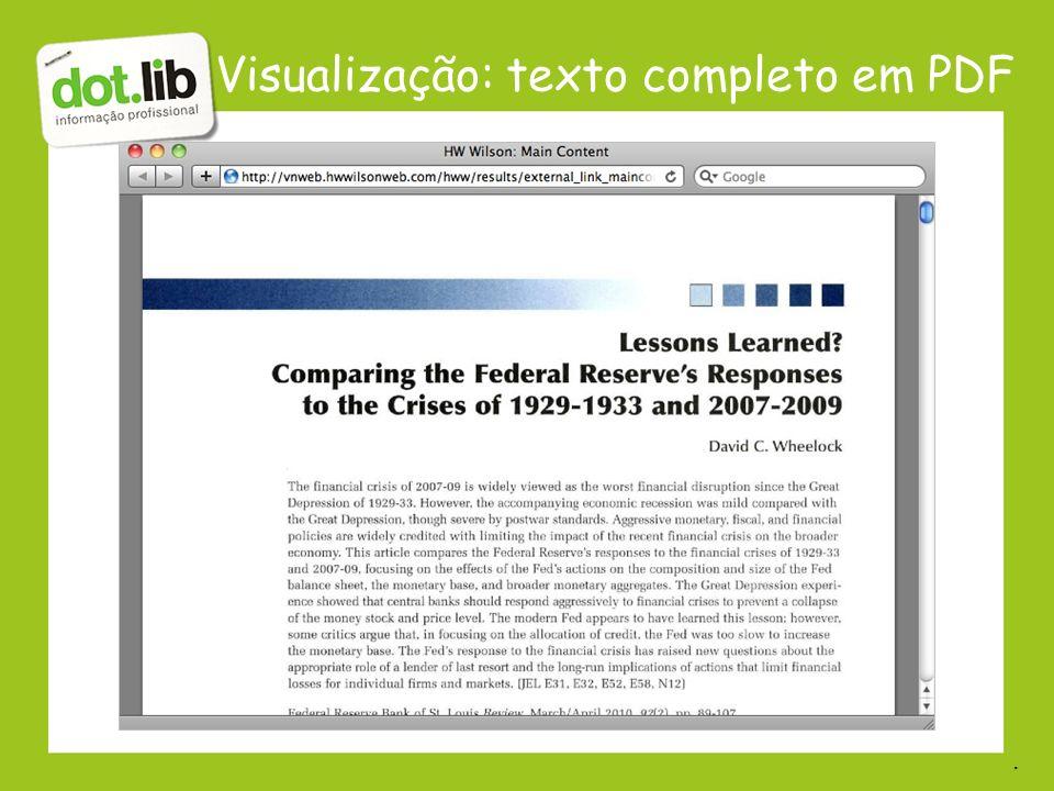 Visualização: texto completo em PDF.