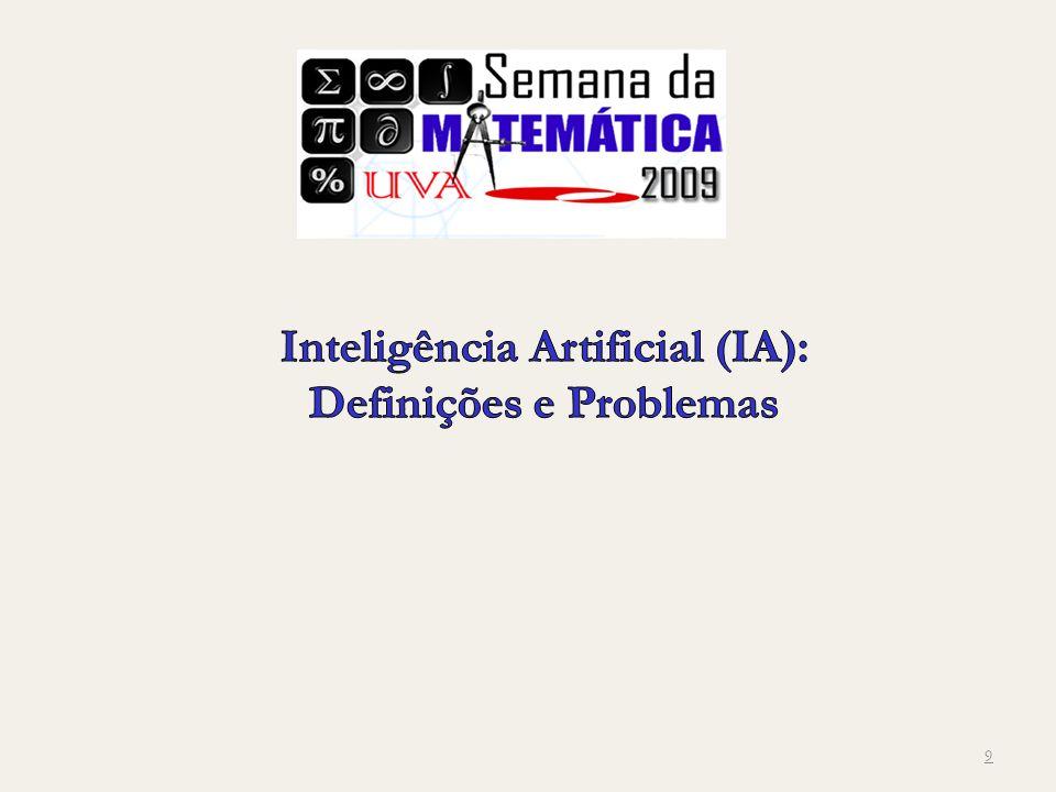 10 É uma Tecnologia da Computação que se ocupa com o estudo, o projeto e a implementação de sistemas: