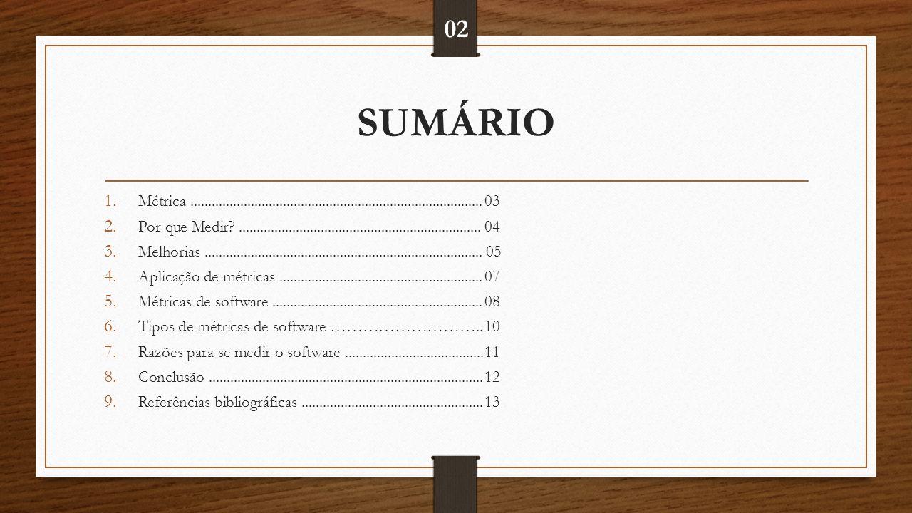 SUMÁRIO 1.