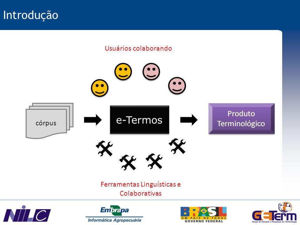 Palestra do e-Termos Módulo Principal Gerência e Comunicação