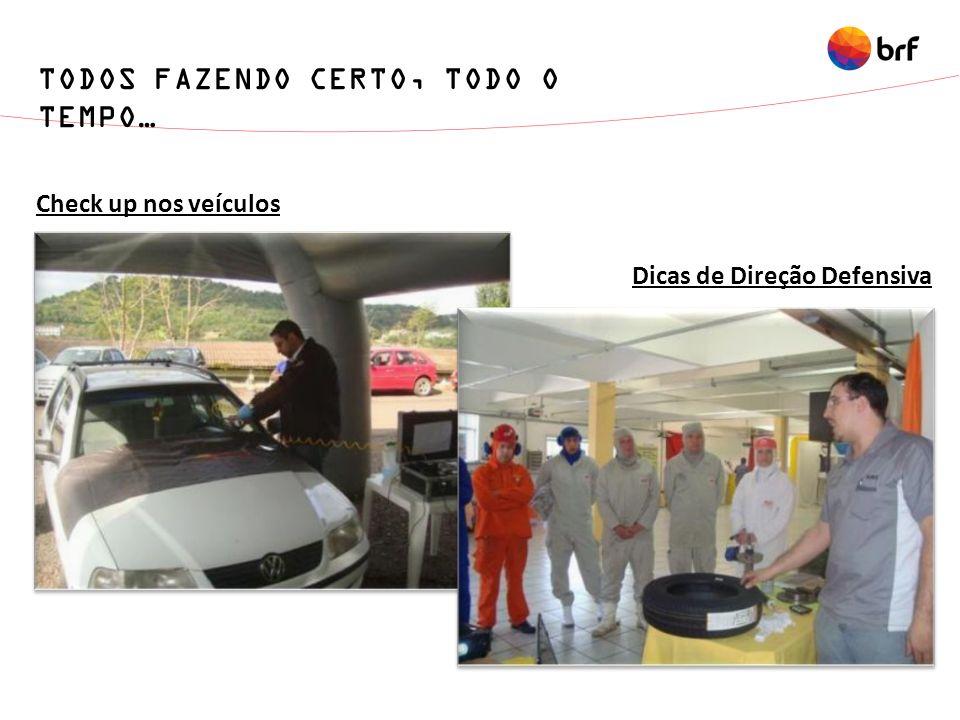 Check up nos veículos Dicas de Direção Defensiva TODOS FAZENDO CERTO, TODO O TEMPO…