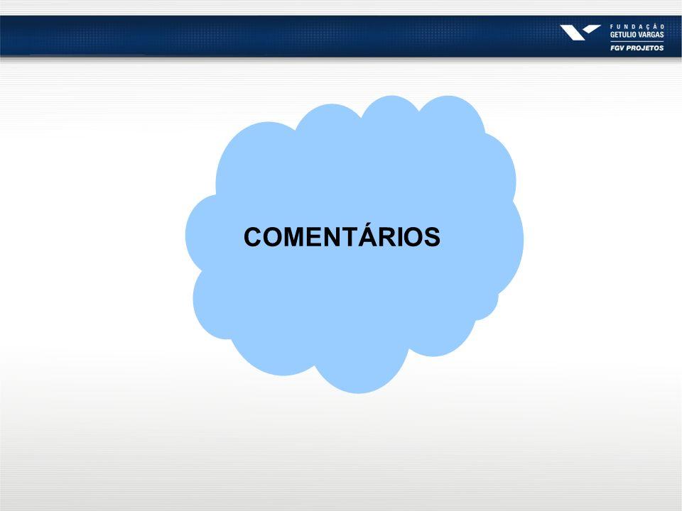 COMENTÁRIOS