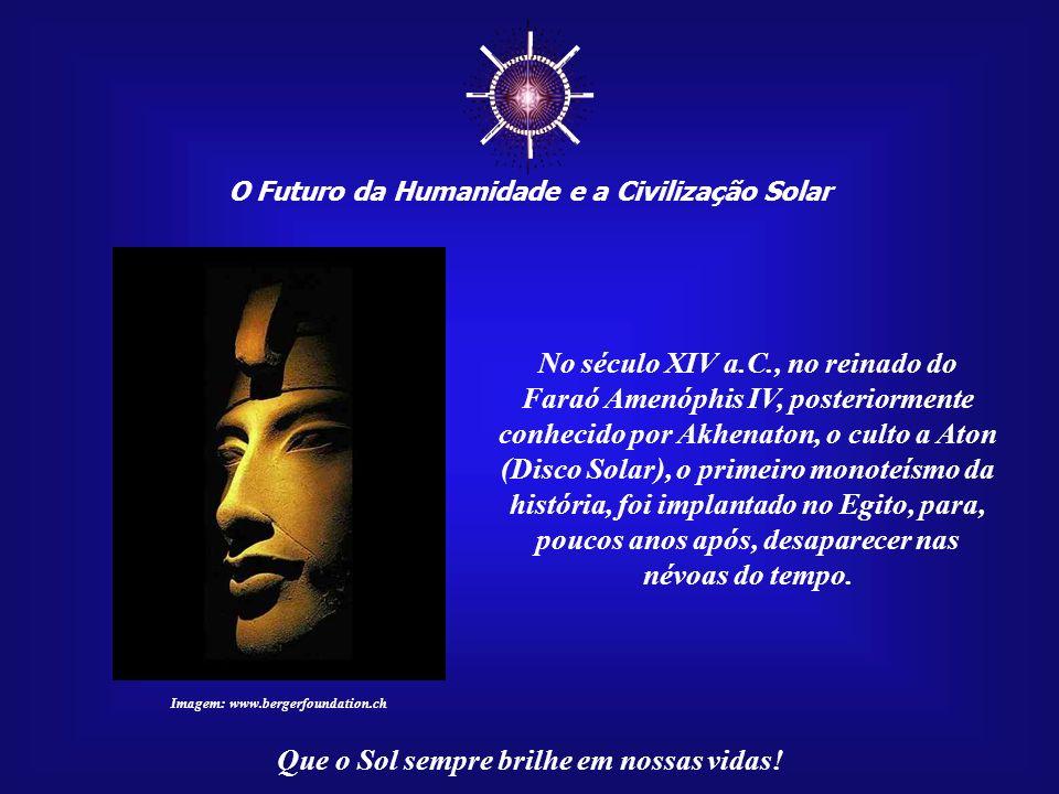 O Futuro da Humanidade e a Civilização Solar Campo Grande – MS Março - 2008 Tecle para avançar Mensagem 051/100