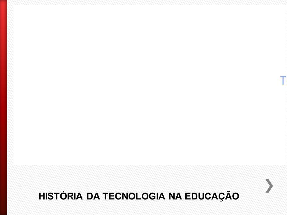HISTÓRIA DA TECNOLOGIA NA EDUCAÇÃO