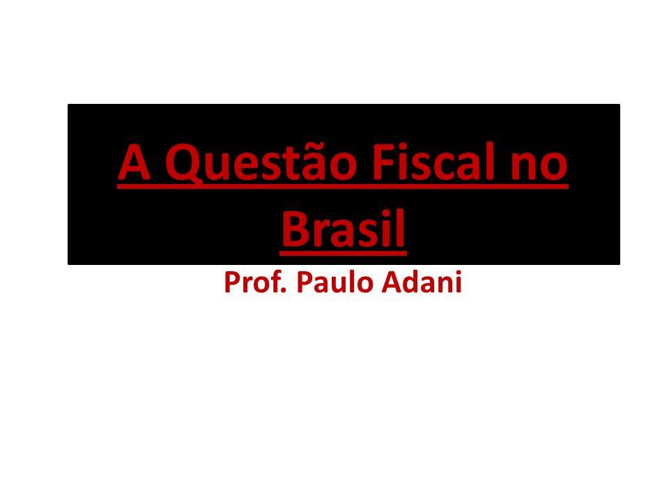 A Questão Fiscal no Brasil A Profissão de Economista foi regulamentada pelo Congresso Nacional e sancionada pelo Presidente Getulio Vargas, em 13 de Agosto de 1951, através da Lei 1411, portanto, esse dia é considerado o DIA DO ECONOMISTA.