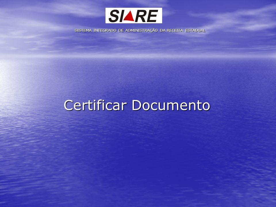 Certificar Documento
