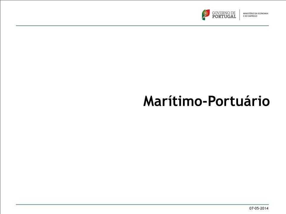 07-05-2014 Marítimo-Portuário