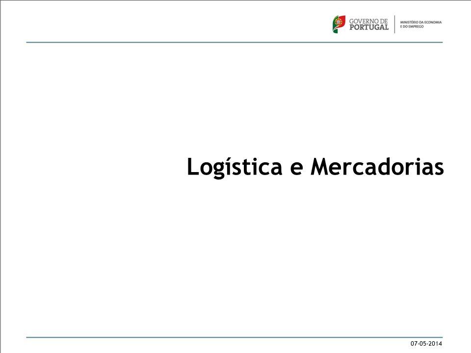 07-05-2014 Logística e Mercadorias
