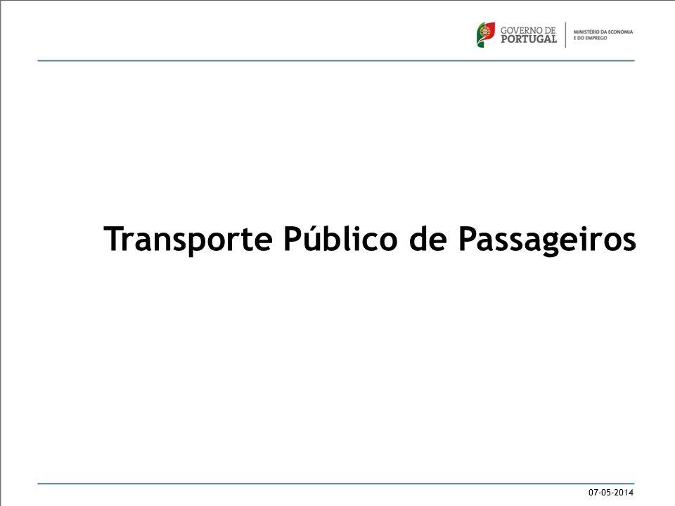 07-05-2014 Transporte Público de Passageiros