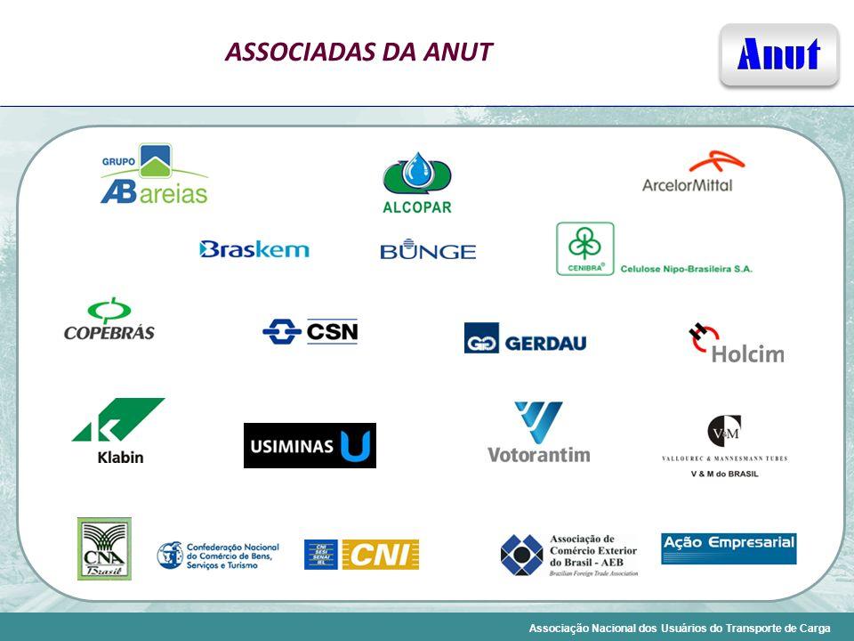 Associação Nacional dos Usuários do Transporte de Carga ASSOCIADAS DA ANUT
