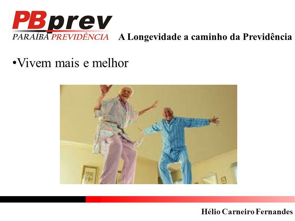 A Longevidade a caminho da Previdência Fonte: CGEEI/DRPSP/SPS/MPS - CADPREV - Demonstrativo Previdenciário, sardinha em 04/06/2012 às 07:00h Notas: 1.