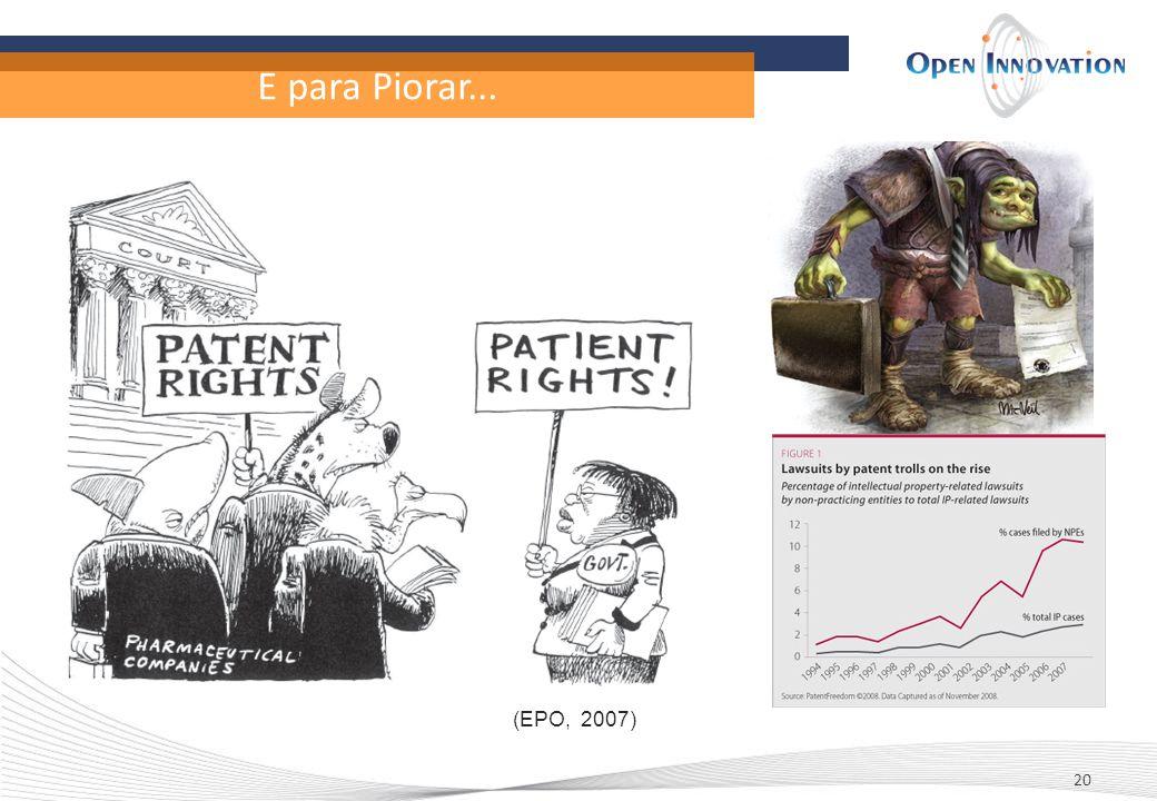 E para Piorar... 20 (EPO, 2007)