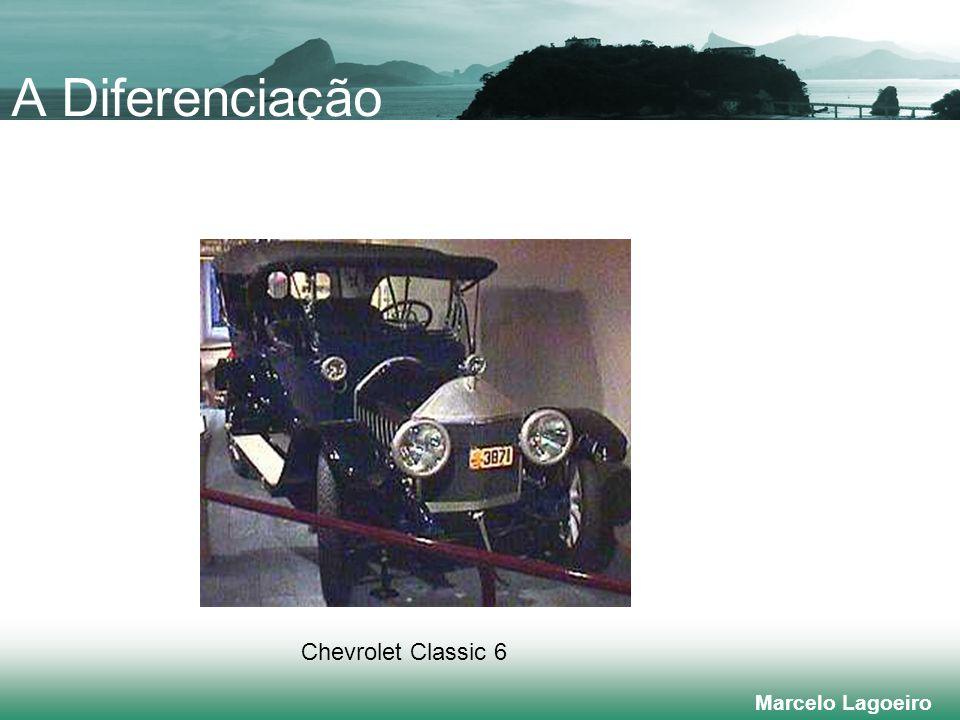 Marcelo Lagoeiro A Diferenciação Chevrolet Classic 6