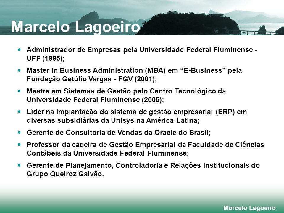 Marcelo Lagoeiro A Matriz SWOT Potencialidades de Ação Ofensiva Capacidade Defensiva Debilidades - Estado de grande fraqueza.