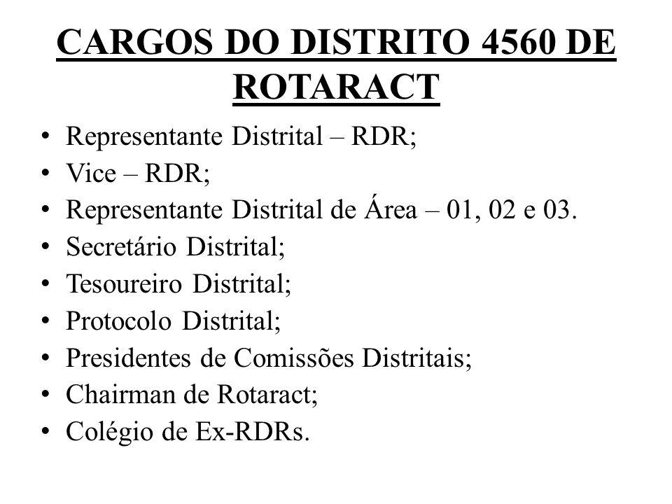 CARGO DE DIRETOR DA COMISSÃO DE SERVIÇÕES A COMUNIDADE